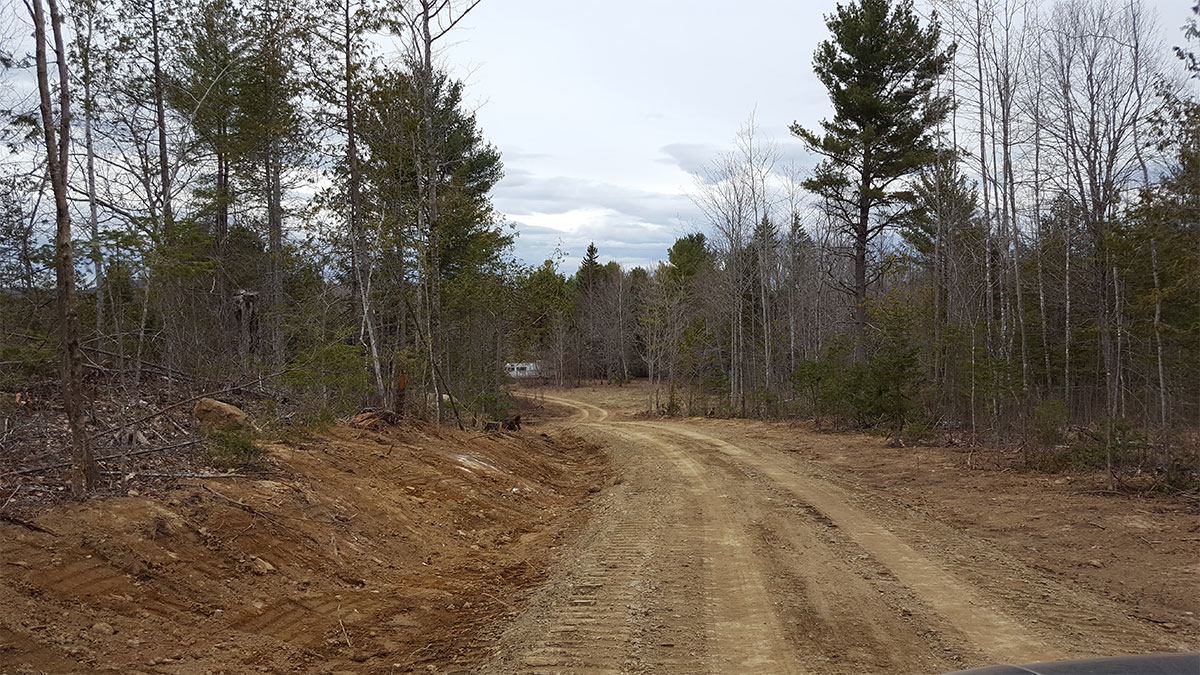 5 Acres – Lee, ME – Penobscot County
