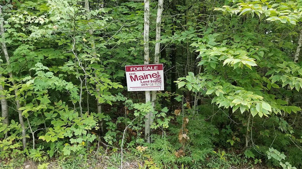 2.01 Acres – Lincoln, ME – Penobscot County