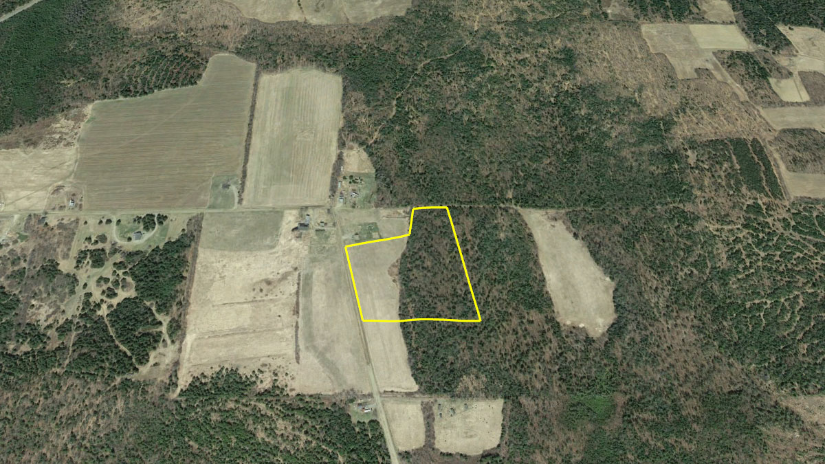 TMLS1058 - Photo of 14.5 Acre Lot in Sherman